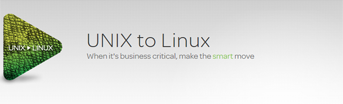 Unix to Linux